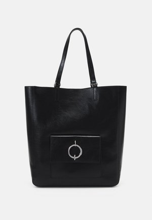 KARA SHOPPER - Tote bag - black