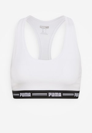 RACER BACK TOP - Brassière - white