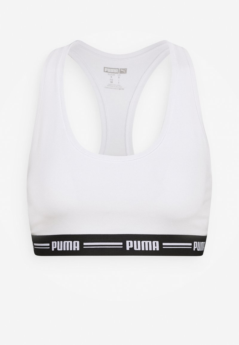 Puma - RACER BACK TOP - Bustier - white