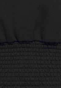 Noisy May Tall - NMMILY SMOCK - Sweatshirt - black - 2