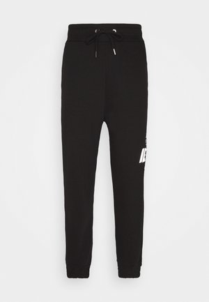 PANT THE CREW - Pantalon de survêtement - nero