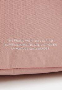 adidas Originals - SMALL ADICOLOR BACKPACK - Rucksack - light pink - 3