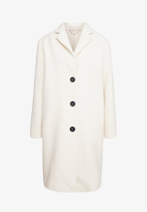 HEMERICK - Classic coat - ecru