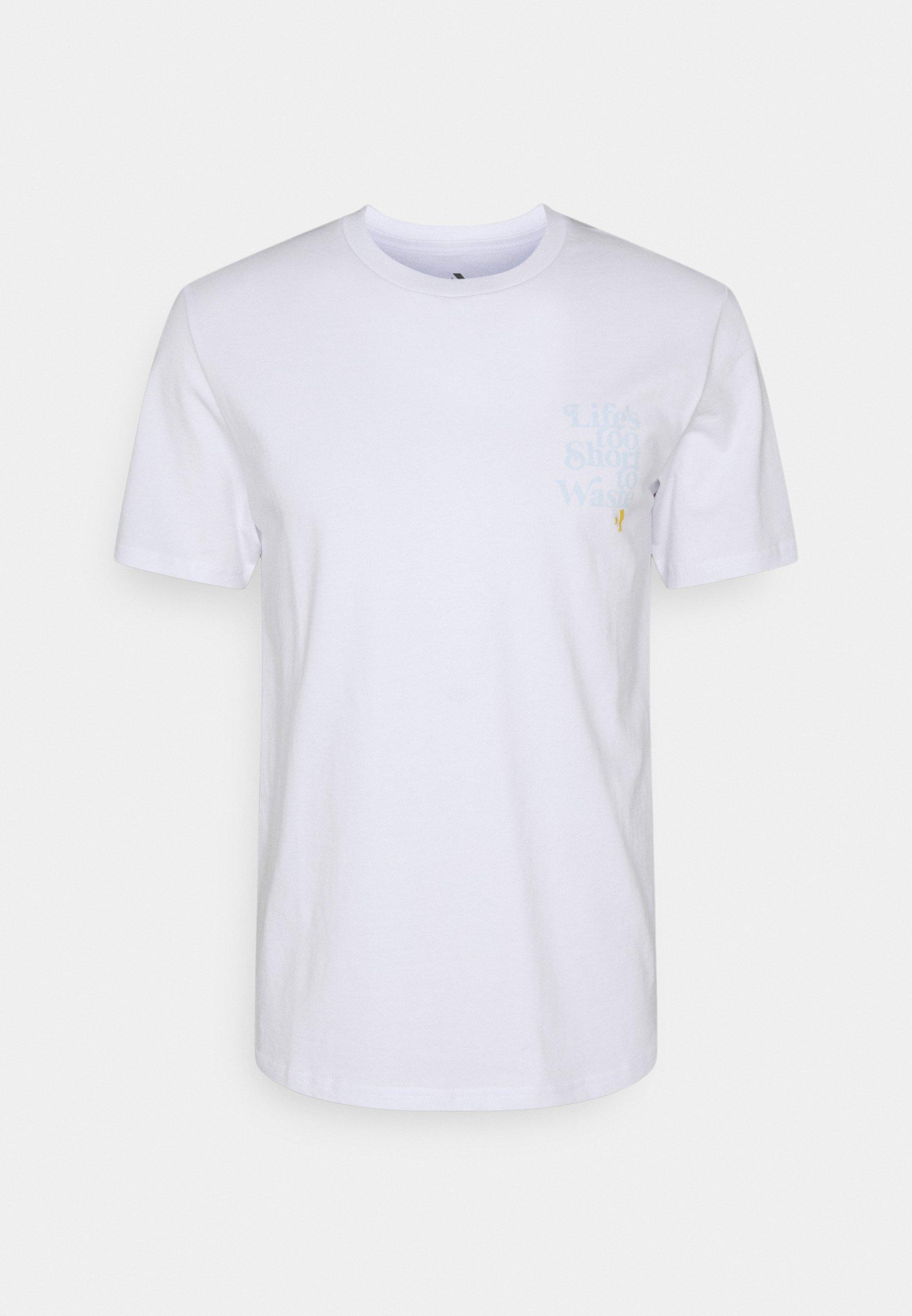 Men RENEW TEE UNISEX - Print T-shirt