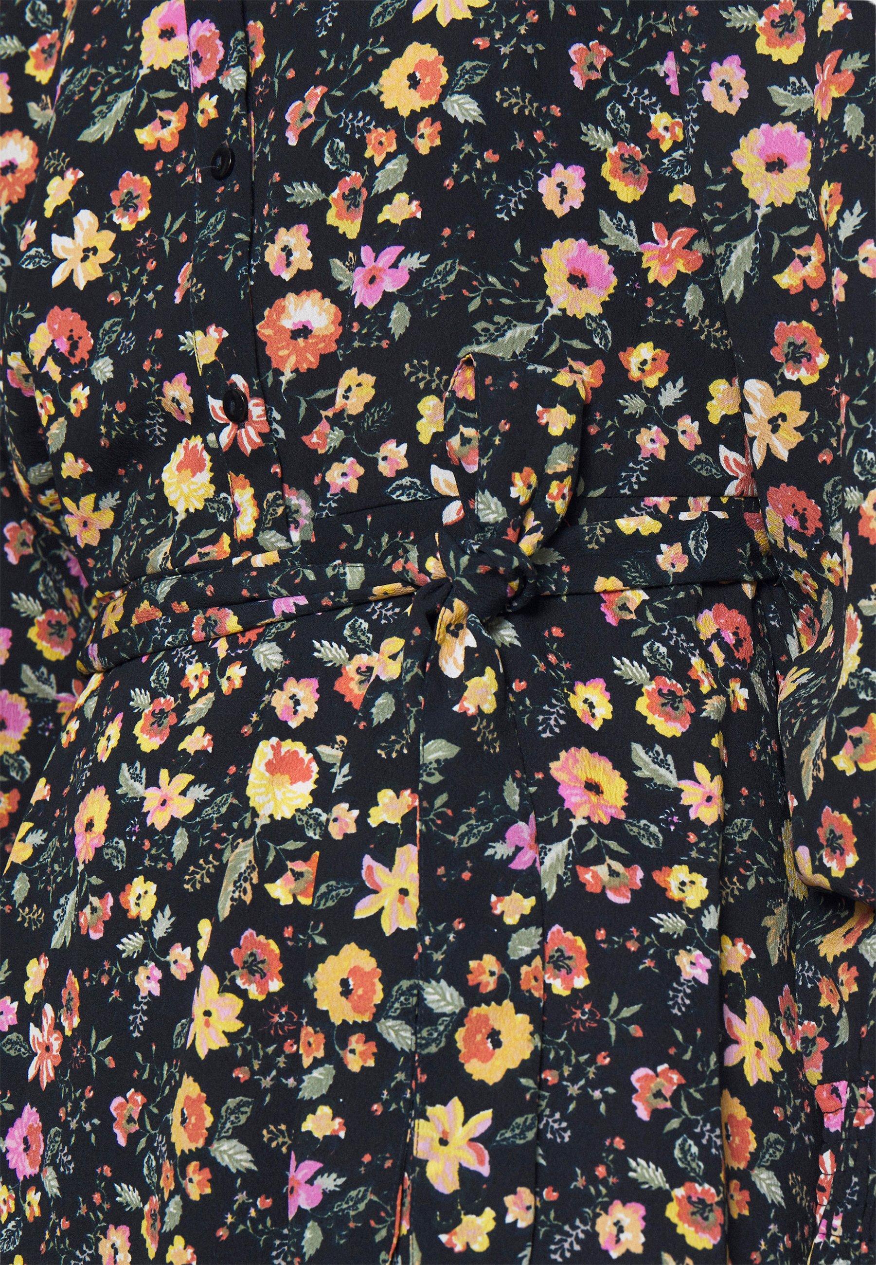 Women PCFALISHI MIDI SHIRT DRESS - Day dress