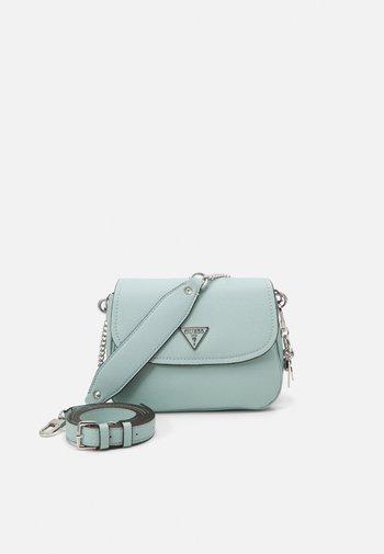 HANDBAG DESTINY SHOULDER BAG - Across body bag - aqua