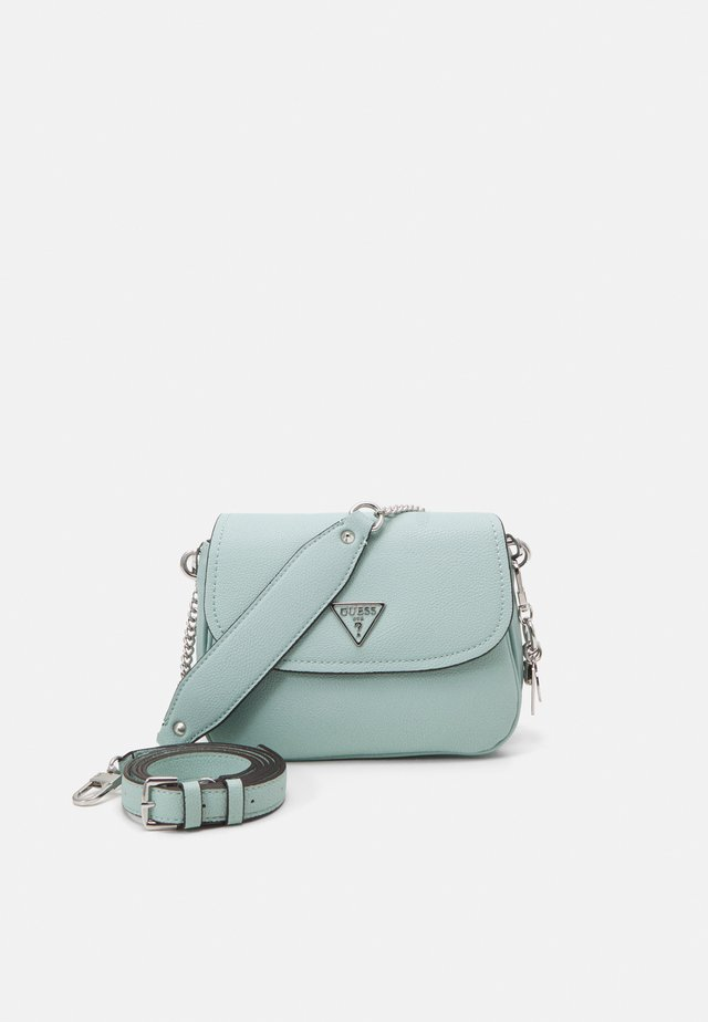 HANDBAG DESTINY SHOULDER BAG - Sac bandoulière - aqua