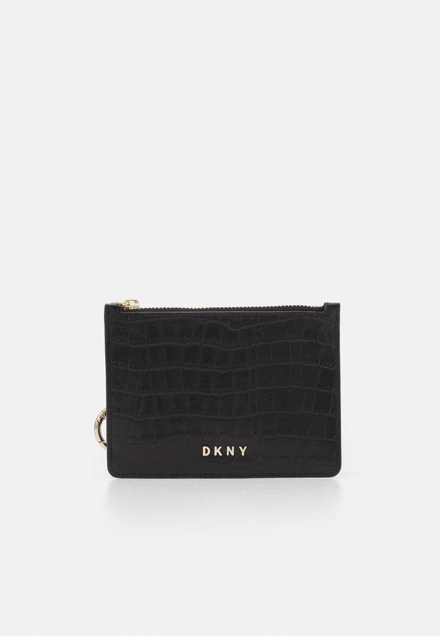 DEMI  - Wallet - black/gold