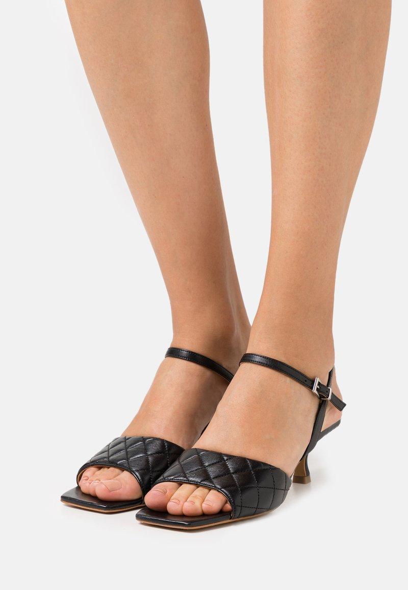 Billi Bi - Sandals - black