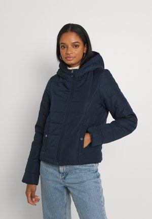 VMSIMONE HOODY SHORT JACKET - Light jacket - navy blazer