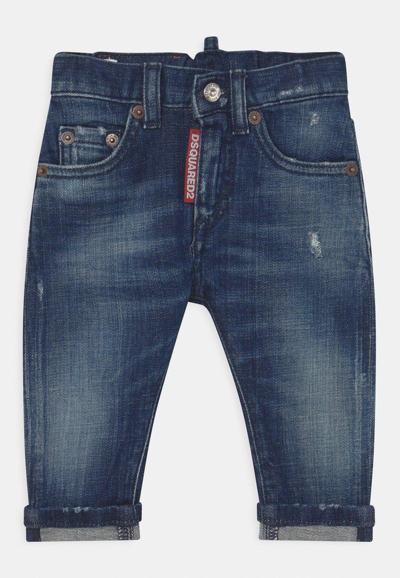 Dsquared2 - UNISEX - Slim fit jeans - blue denim