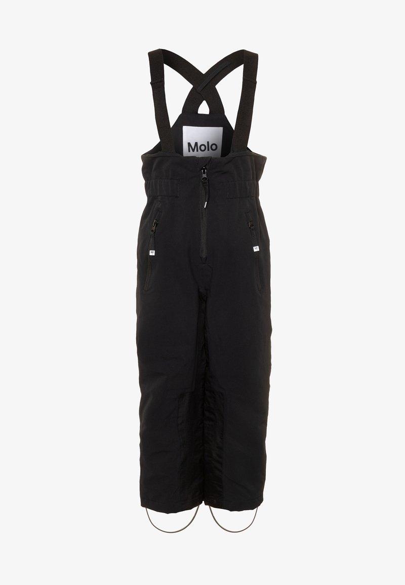 Molo - PLAY PRO - Snow pants - black
