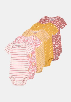 5 PACK - Body - light pink/yellow