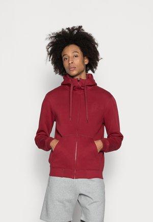 PREMIUM CORE  - Zip-up sweatshirt - pacior sweat chateaux red