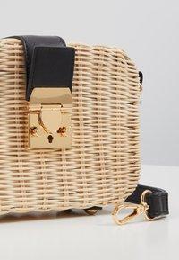 Gina Tricot - BAG - Across body bag - light beige - 5