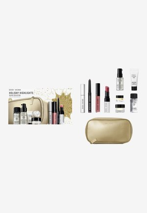HOLIDAY HIGHLIGHTS DELUXE COLLECTION - Makeup set - Y1