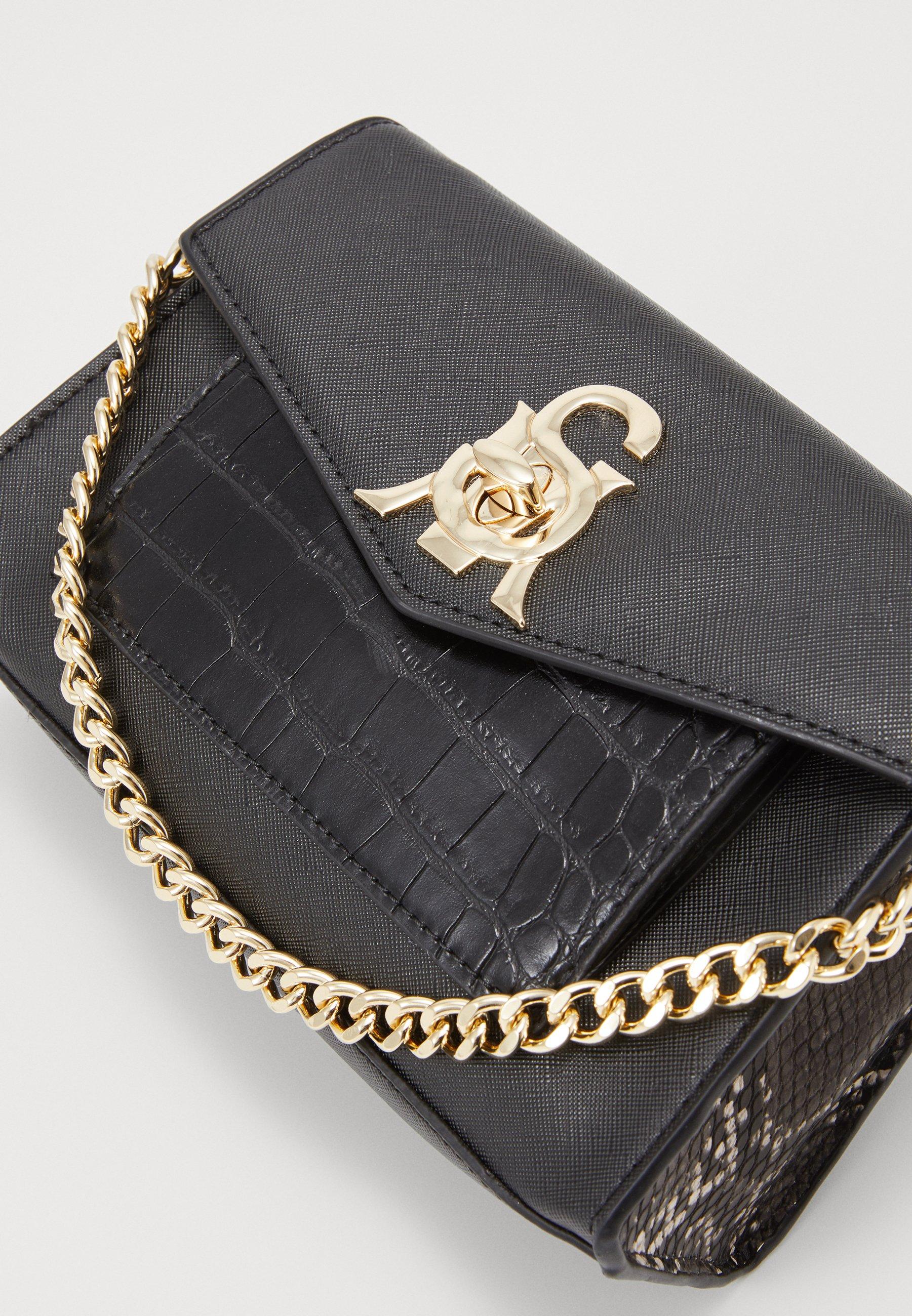 Steve Madden Handtasche - Black/schwarz