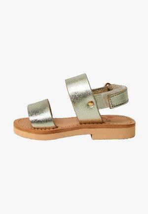 SARA - Walking sandals - goud