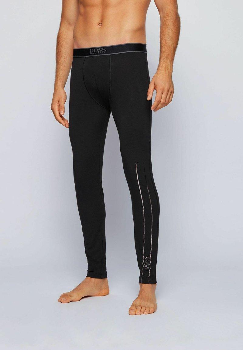 BOSS - Pyjamabroek - black