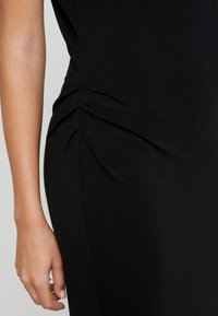 AMOV - ANE DRESS - Jerseyjurk - black - 6