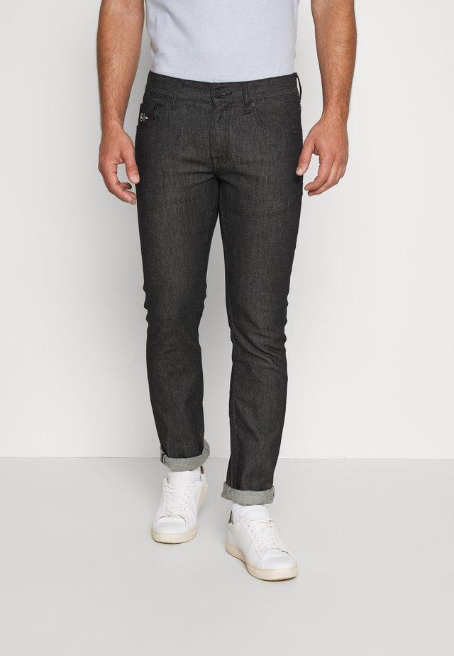 TOMMY X MERCEDES-BENZ - Jeans slim fit - black