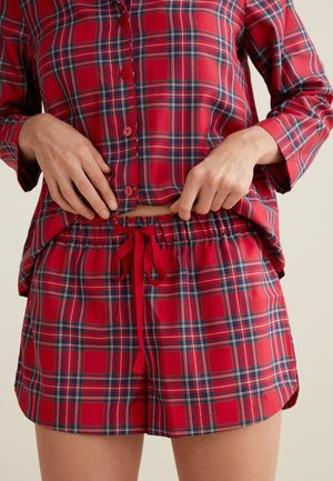 Pantaloni del pigiama - red