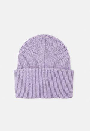 CAP BASIC DOUBLE FOLD - Bonnet - light lilac