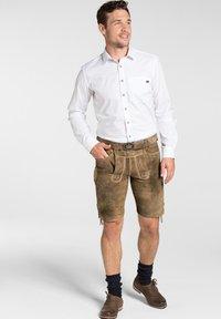 Spieth & Wensky - OLRIK - Shorts - braun - 1