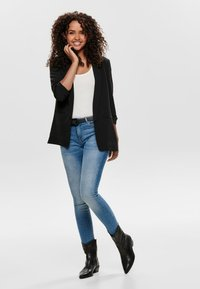ONLY - ONLELLY  LIFE  - Manteau court - black - 1