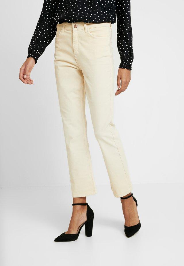 RYANA - Pantalon classique - whitecap grey