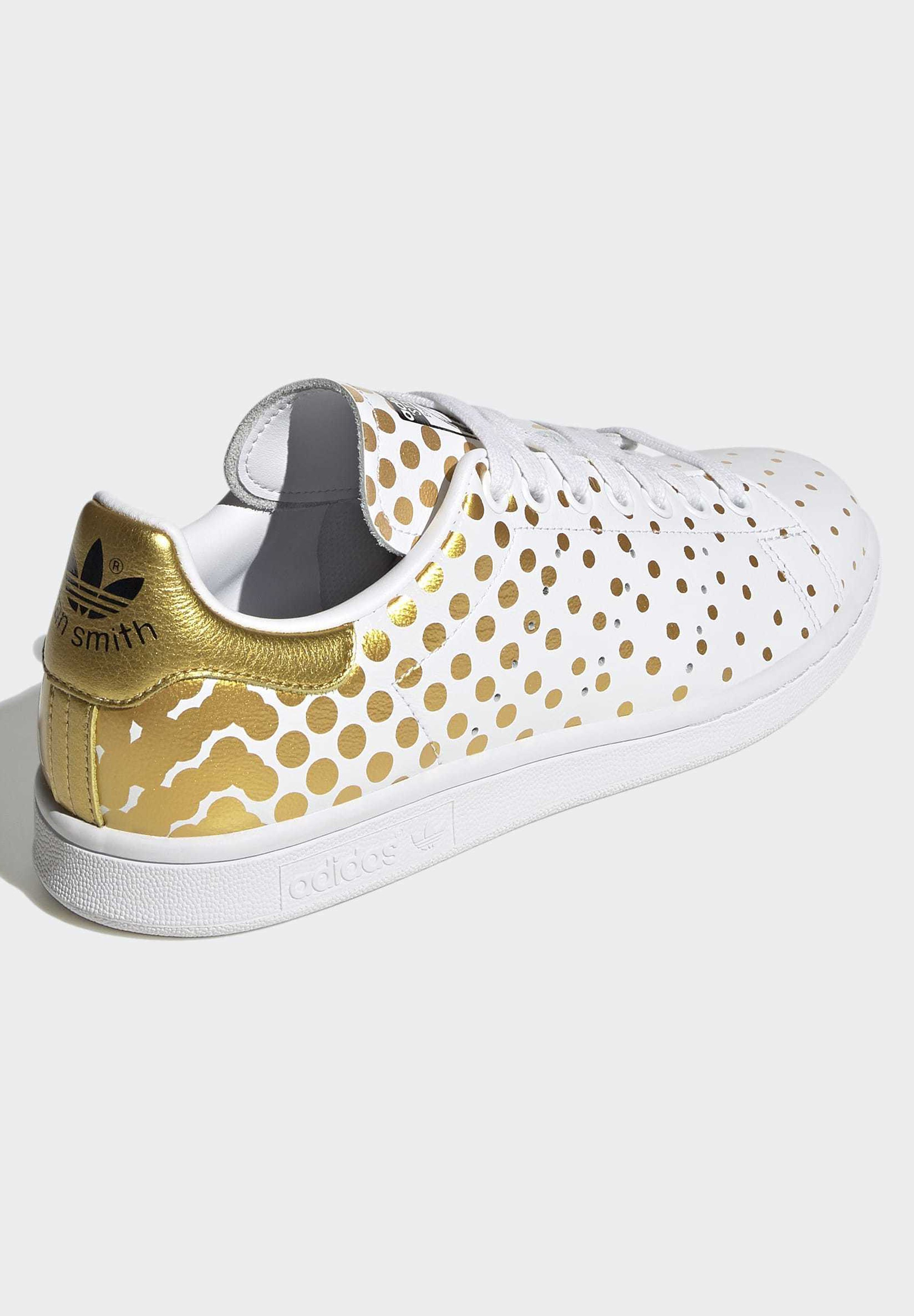 adidas Originals Sneaker low gold met./ftwr white/core black/gold