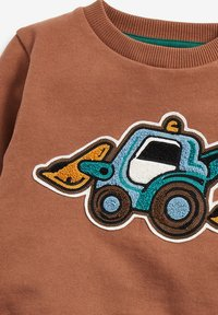 Next - BOUCLÉ - Sweater - brown - 2
