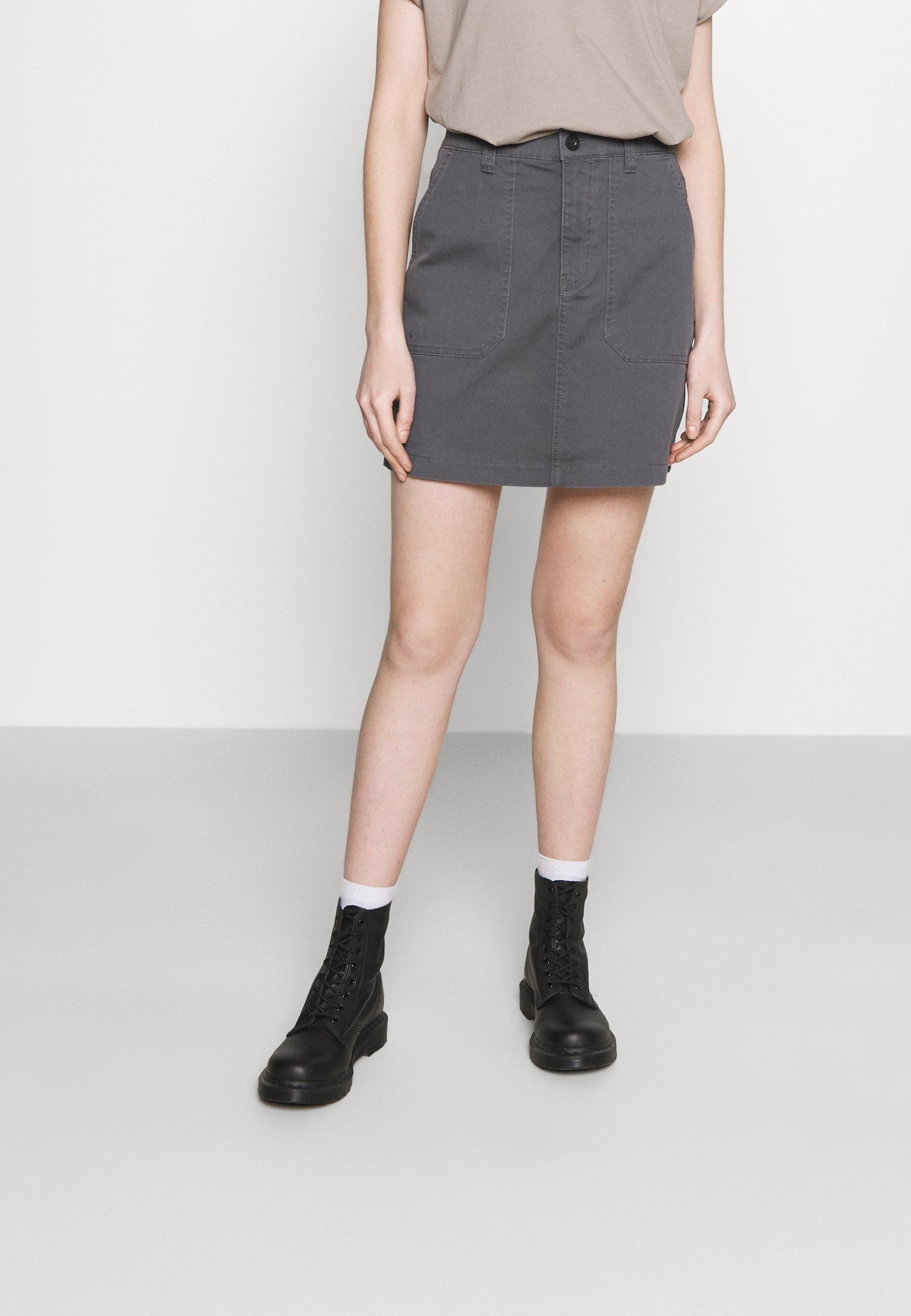 Women IGGY UTILITY SKIRT - Mini skirt