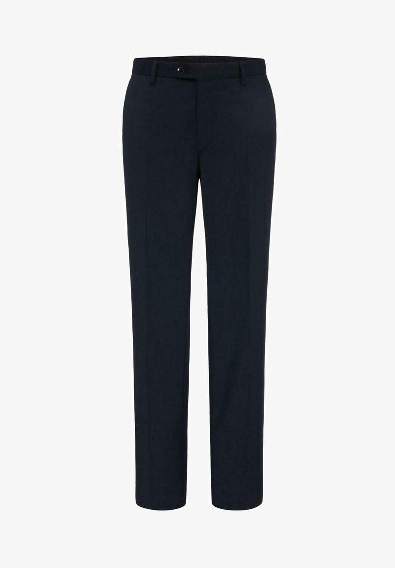 Benvenuto - Suit trousers - dark blue