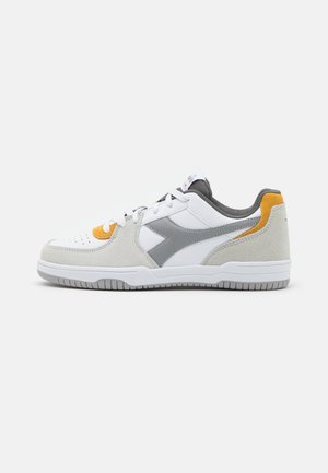 RAPTOR - Trainers - white/saffron