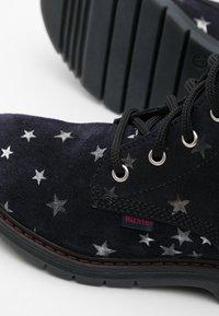 Richter - PRISMA - Lace-up ankle boots - blue - 5