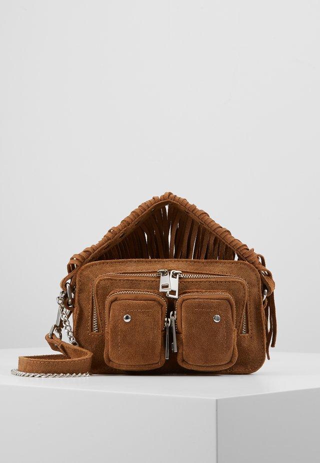 HELENA - Sac bandoulière - camel