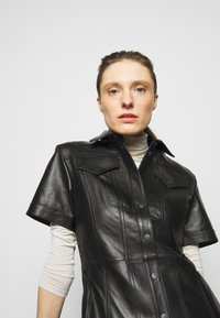 Proenza Schouler White Label - DRESS - Shirt dress - black - 4