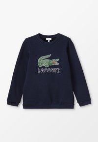 Lacoste - BOY LOGO - Sweatshirt - marine - 0
