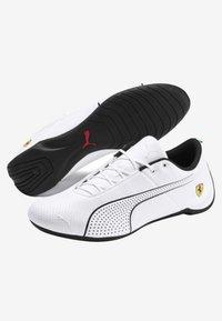Puma - Sneakers laag - white/black - 5