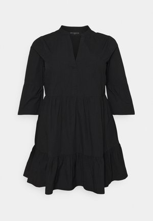 CARCORINNE TUNIC DRESS - Day dress - black