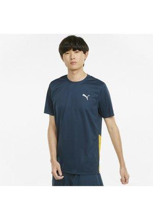 FAVOURITE - T-shirt basic - blue