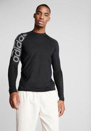 ASK BOS - Camiseta de deporte - black