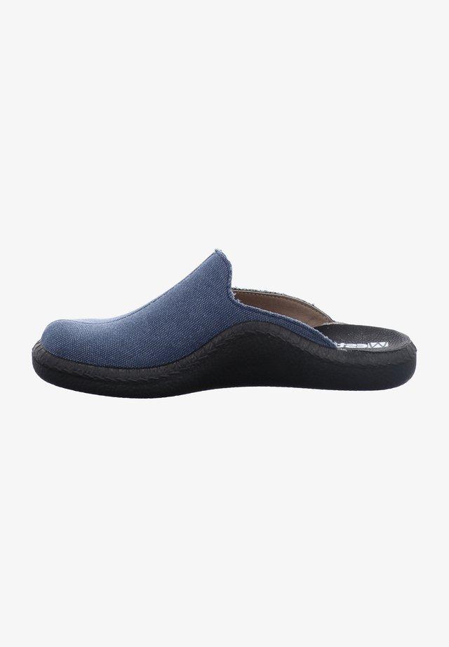 Clogs - jeans