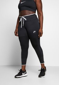 Nike Performance - AIR PLUS - Medias - black - 0