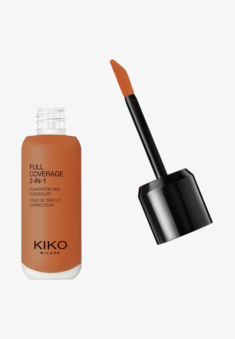 KIKO Milano - FULL COVERAGE 2 IN 1 FOUNDATION AND CONCEALER - Foundation - 150 warm rose
