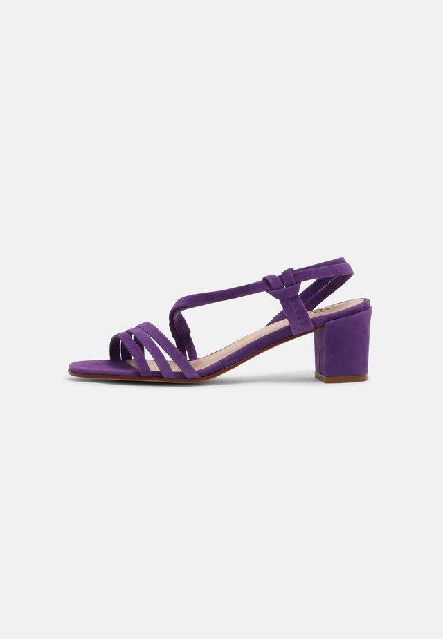 ANAIZA - Sandales - violet