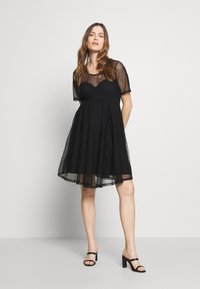 Envie de Fraise - VENDOME DRESS - Vestido informal - black - 1