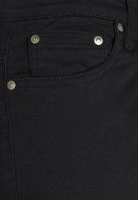 Brave Soul - JAMIE - Jeans Skinny Fit - black denim - 5