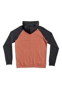 Quiksilver - EVERYDAY - Zip-up sweatshirt - redwood - 3